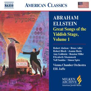 Great Songs of the Yiddish Stage, Volume 1