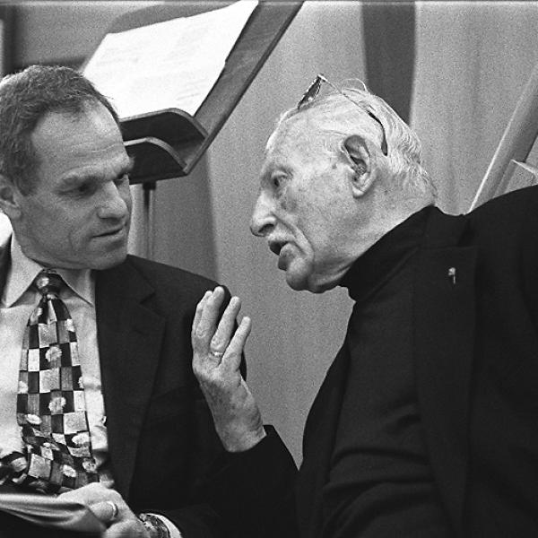 Richard Sandler & Herman Berlinski