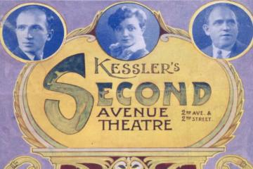 Great Songs of the Yiddish American Theater